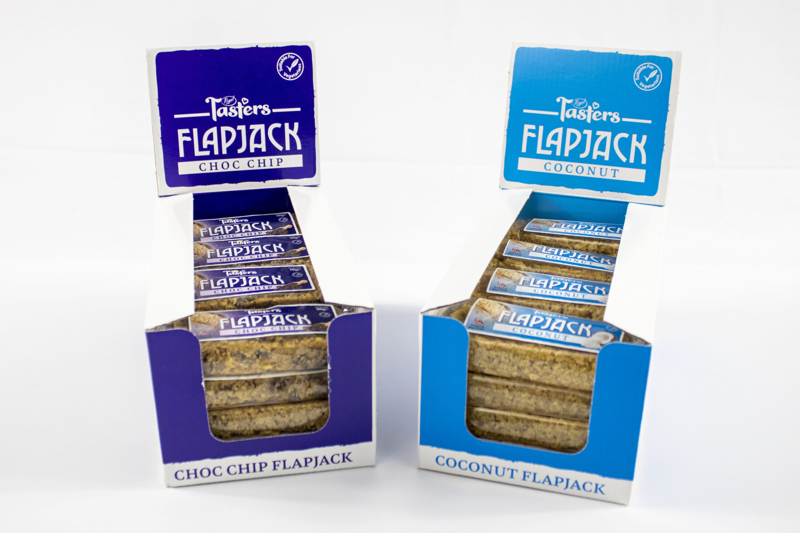 Regal Tasters Launch First Line of Products - Flapjacks